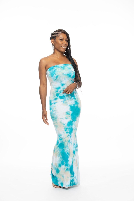 Beach Tube Dress