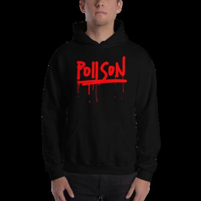 Classic Poiison Hooded Sweatshirt