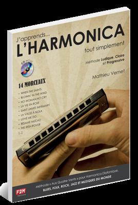 J'apprends L'HARMONICA
