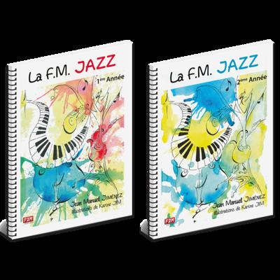 Offre DUO - La F.M Jazz - 1ère Année + 2ème Année