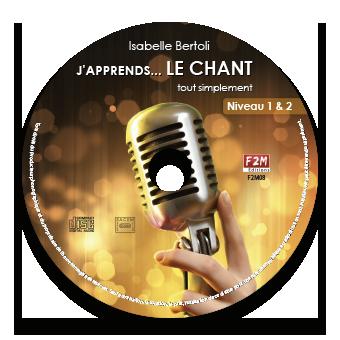 CD - J'apprends LE CHANT