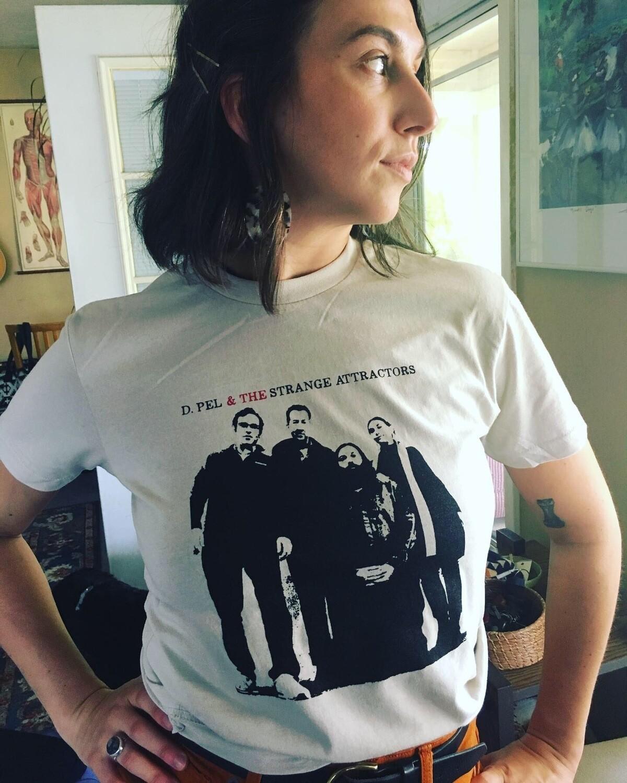 D. PEL & THE STRANGE ATTRACTORS T-Shirts