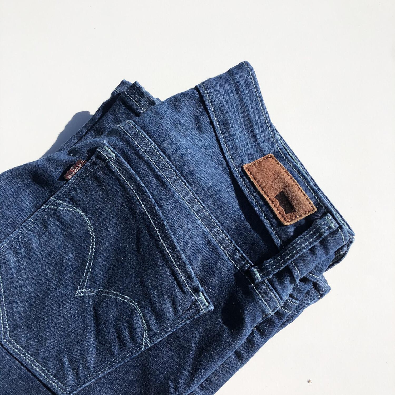 Levi's Demi Curve Mid-Rise Jeans