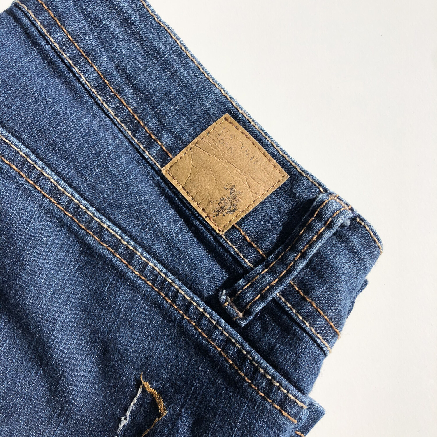 U.S. POLO ASSN Jeans: SIZE Approx 8-10