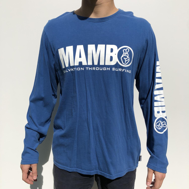 MAMBO Long Sleeve: SIZE M