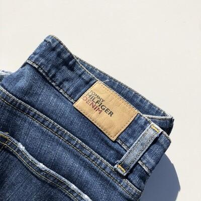 VINTAGE TOMMY HILFIGER DENIM Jeans: SIZE Approx. 8
