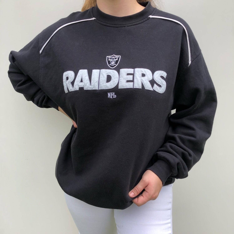 Official Raiders Crewneck