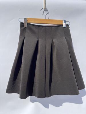 TEMT Pleated Mini Skirt