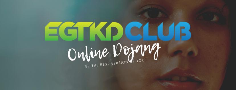EGTKDCLUB ONLINE CLASSES Term 4 (October 5 - 30) 2020