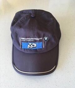 Club Cap (Black)