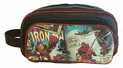 Marvel Retro Toiletry Bag