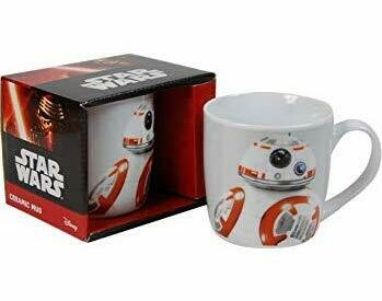 Box of 24 Star Wars BB8 Mugs