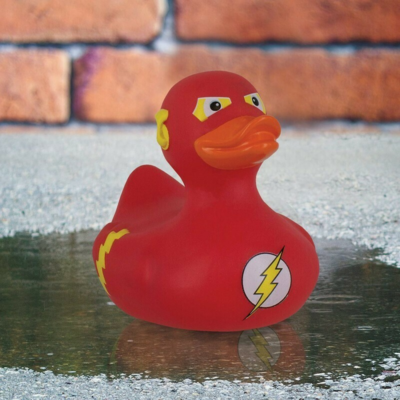 The Flash Bath Duck