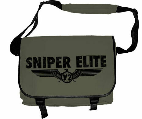 Realm of the Damned Sniper Elite Courier Bag