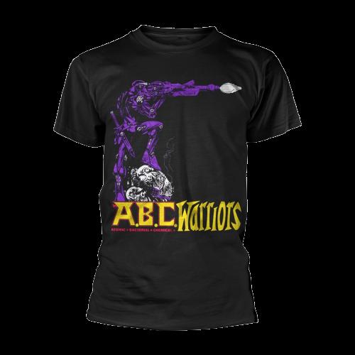 2000AD Joe Pineapples ABC Warriors T-Shirt
