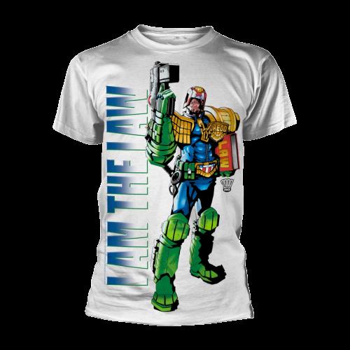 Judge Dredd 'I Am The Law' T-Shirt