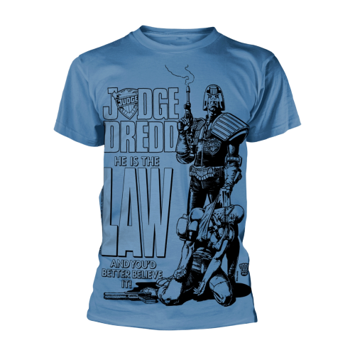 Judge Dredd 'He Is The Law' T-Shirt