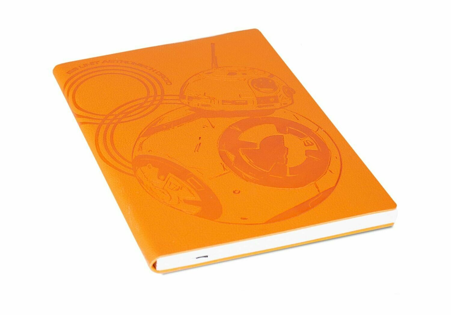 Star Wars BB8 Soft Embossed Notebook
