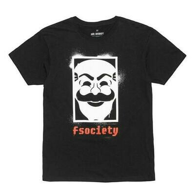 Mr Robot 'fsociety' T-Shirt