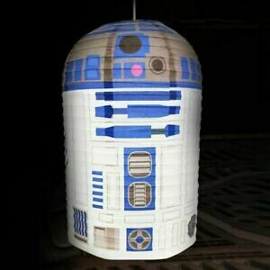 Star Wars R2D2 Paper Lantern Light Shade