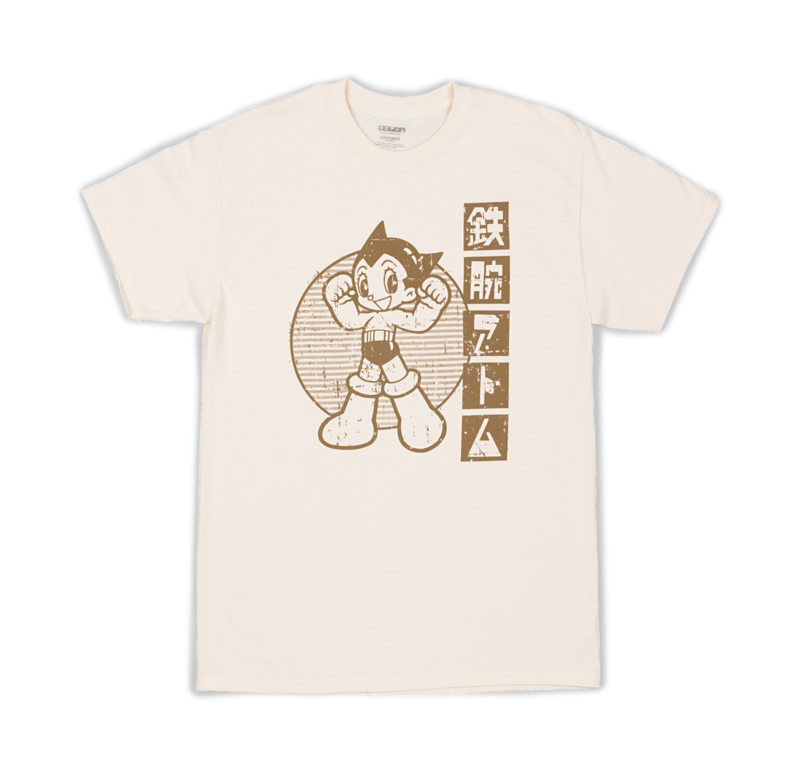 Manga 'Astro Boy' T-Shirt