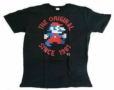 Super Mario T-Shirt - Size 4XL only