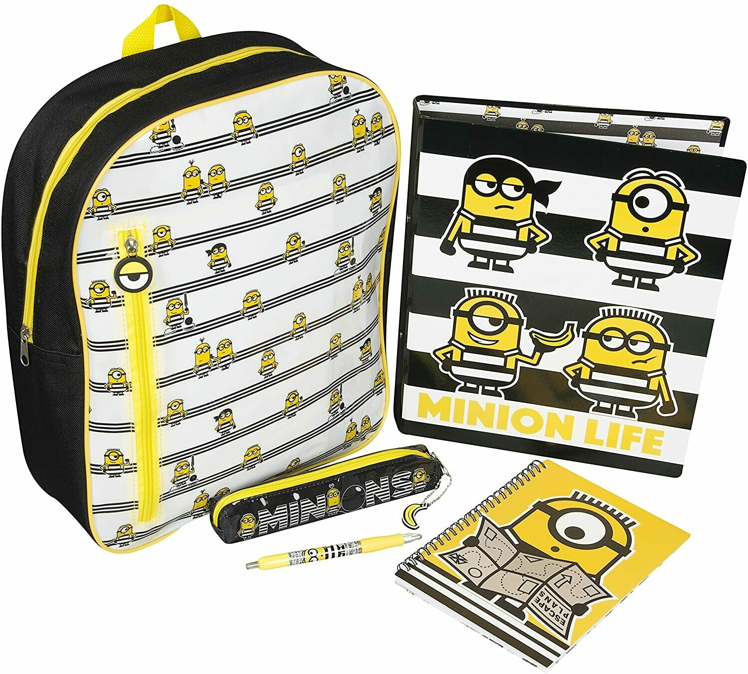 Despicable Me 3 Filled Back Pack
