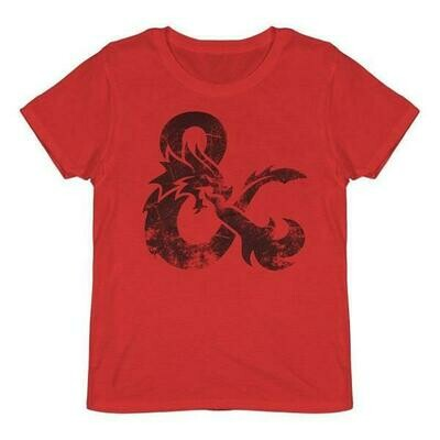 Dungeons & Dragons Logo T-Shirt