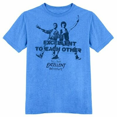 Bill & Ted's Excellent Adventure T-Shirt