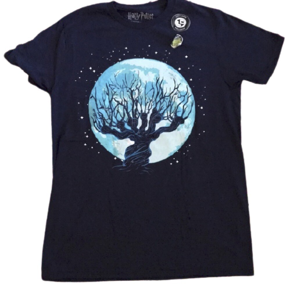 Harry Potter Whomping Willow T-Shirt