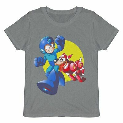 Mega-man T-Shirt