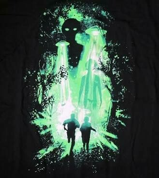 The X Files 'The Truth is Out There' T-Shirt