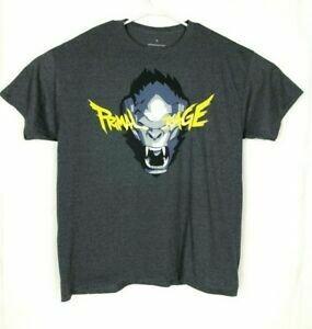 Overwatch Primal Rage Winston T-Shirt