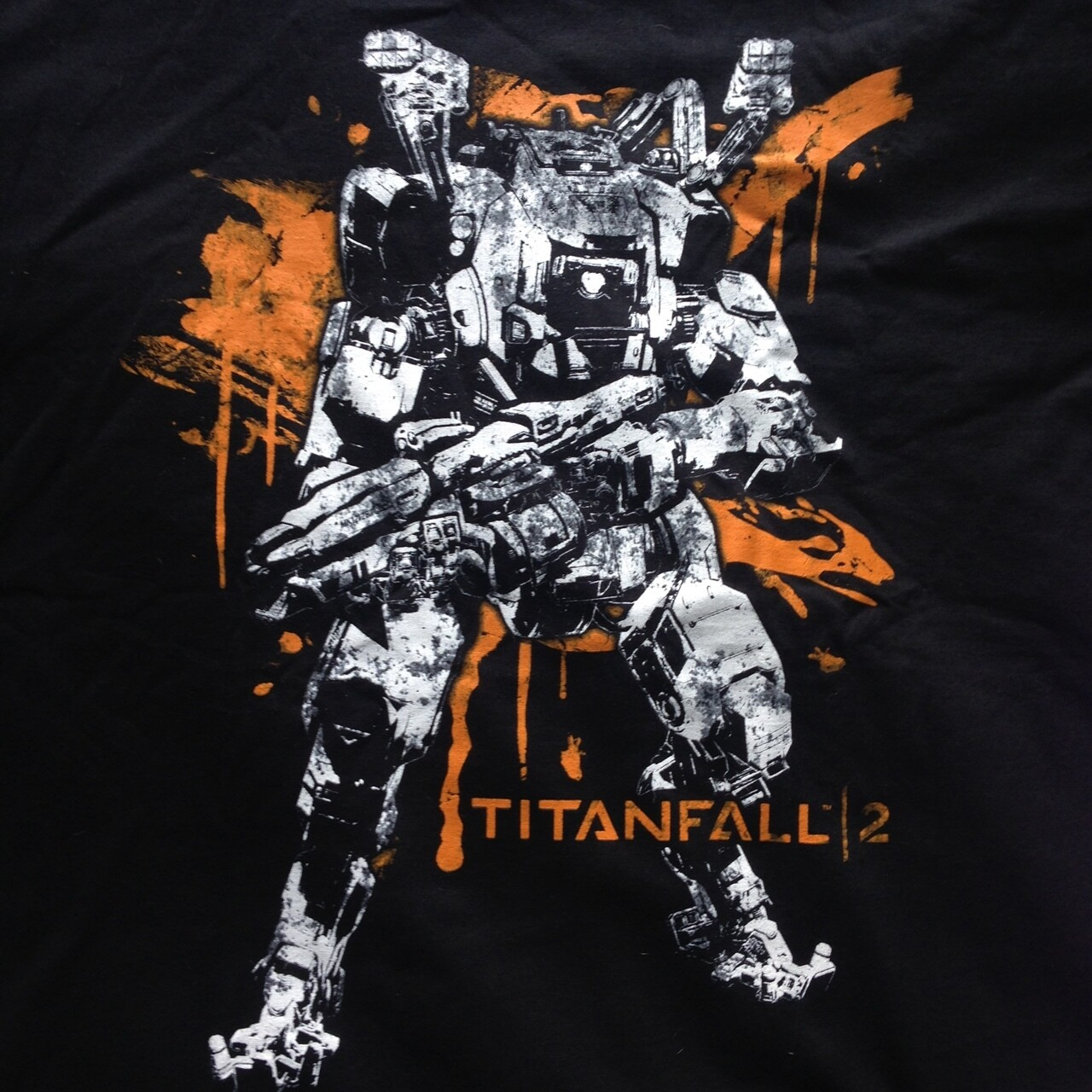Titanfall II Logo T-Shirt