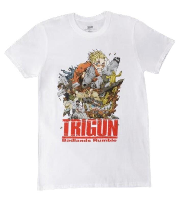 Trigun Badlands Rumble T-Shirt