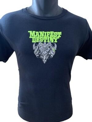 Manifest Destiny Crest T-Shirt
