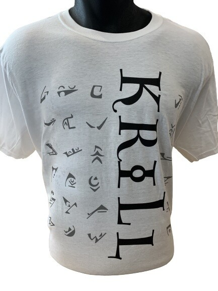 Orville Krill Characters T-Shirt