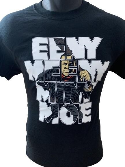 TWD 'Eeny Meeny Miney Moe' T-Shirt