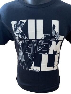 TWD 'Kill Them All' T-Shirt