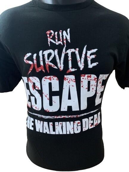 TWD Run, Survive, Escape T-Shirt