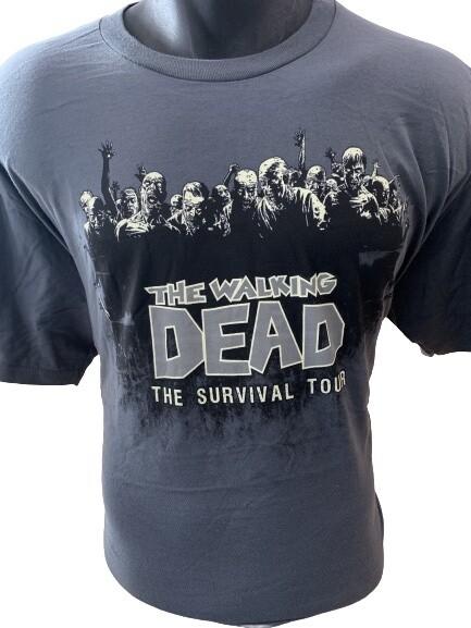 TWD Survival Tour T-Shirt