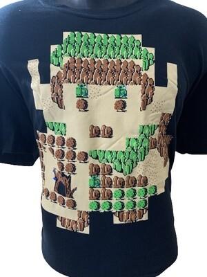 Zelda Pixel T-Shirt