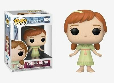 Funko POP! Young Anna No: 589