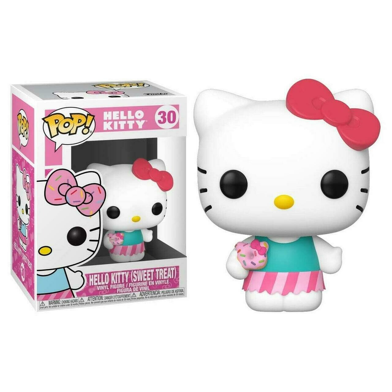 Funko POP! Hello Kitty 'Sweet Treat'. Pop! No: 30