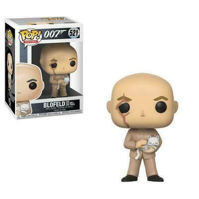 Funko POP! 007 Series Blofeld Pop! No: 521
