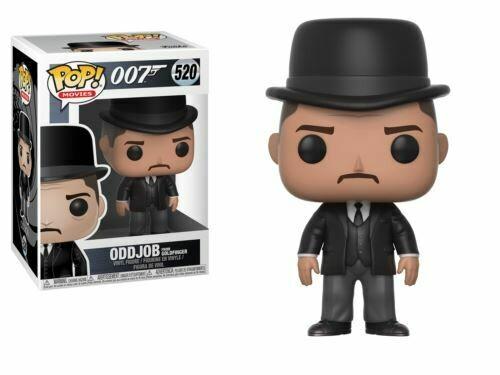 Funko POP! 007 Series Oddjob Pop! No: 520