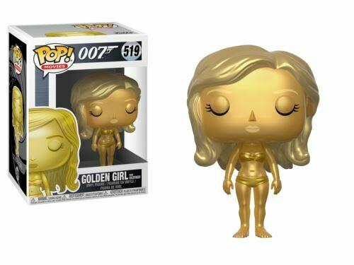 Funko POP! 007 Series Golden Girl Pop! No: 519