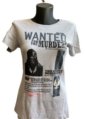 Ladies' Fallout Bethesda 'Wanted Poster' T-Shirt