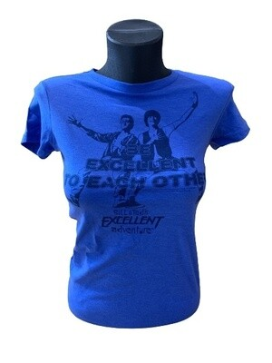 Ladies' Bill & Ted's Excellent Adventure T-Shirt