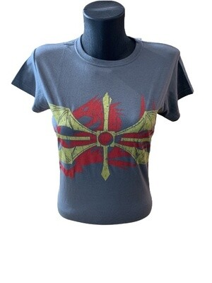 Ladies' Gate Sentai T-Shirt